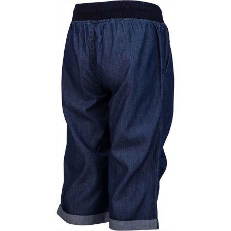 Dětské 3/4 kalhoty džínového vzhledu - Lewro ORA - 3