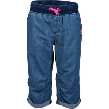 Dětské 3/4 kalhoty džínového vzhledu - Lewro ORA - 2