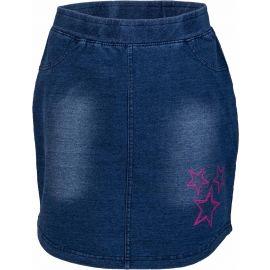 Lewro UMINA - Dívčí sukně džínového vzhledu