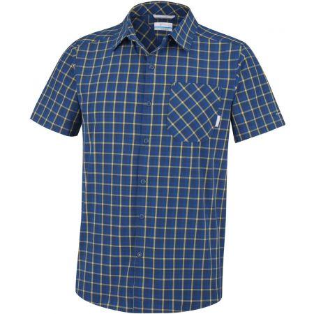 Pánská outdoorová košile - Columbia TRIPLE CANYON SHORT SLEEVE SHIRT - 1