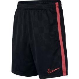 Nike BRT ACDMY SHORT JAQ KP B - Juniorské sportovní šortky