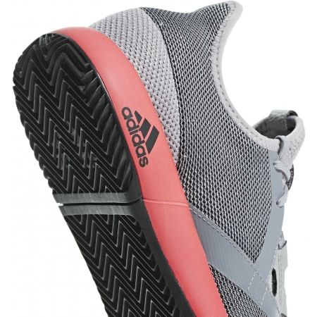 Pánská tenisová obuv - adidas ADIZERO DEFIANT BOUNCE - 8