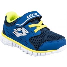 Lotto SPACERUN VII INF SL - Chlapecká volnočasová obuv