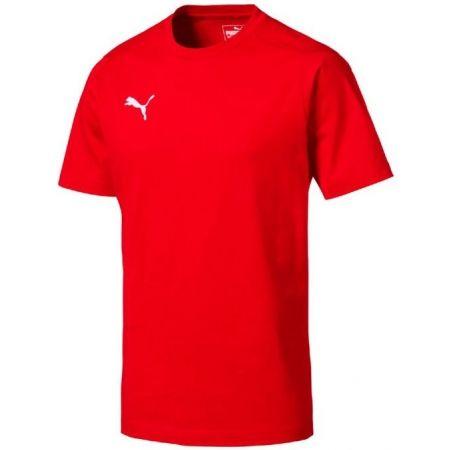Puma LIGA CASUALS TEE - Pánské tričko