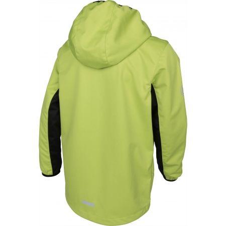 Chlapecká softshellová bunda - Lewro KEVIN - 3