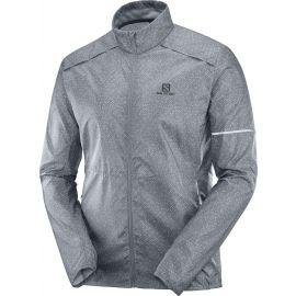 Salomon AGILE WIND JKT M - Pánská běžecká bunda