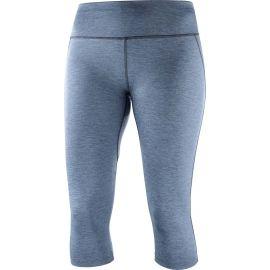 Salomon AGILE MID TIGHT W - Dámské běžecké kalhoty