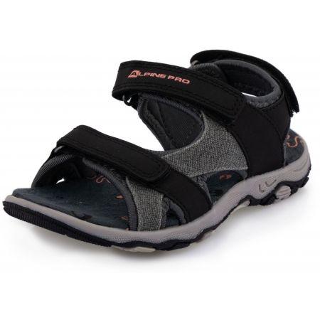 ALPINE PRO POPPIO - Dětská letní obuv