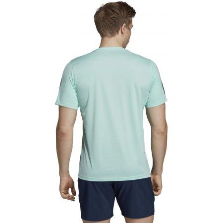 Pánské tričko - adidas CLUB 3 STRIPES TEE - 7