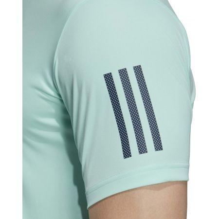 Pánské tričko - adidas CLUB 3 STRIPES TEE - 8