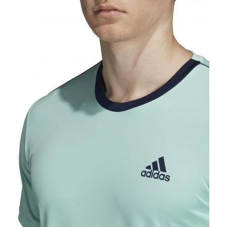 Pánské tričko - adidas CLUB 3 STRIPES TEE - 9