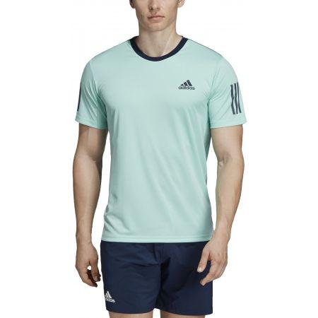Pánské tričko - adidas CLUB 3 STRIPES TEE - 3