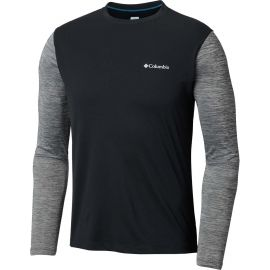 Columbia ZERO RULES LS SHRT M - Pánské sportovní tričko