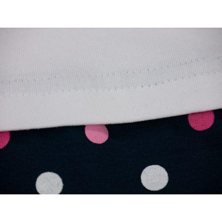 Dívčí šaty - ALPINE PRO THOMASO - 5