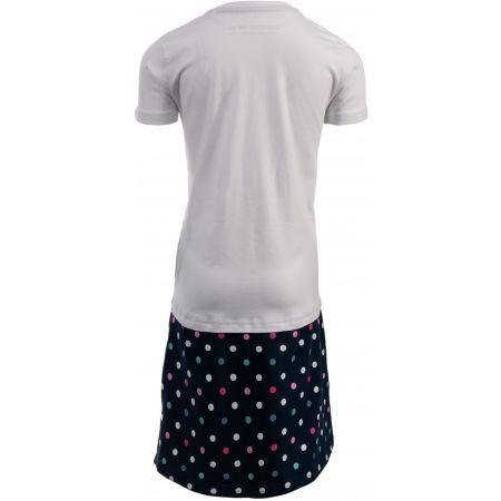 Dívčí šaty - ALPINE PRO THOMASO - 2