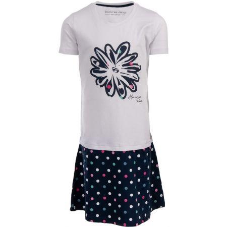 Dívčí šaty - ALPINE PRO THOMASO - 1