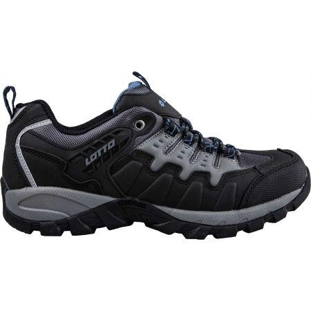 Pánská treková obuv - Lotto DUNHAM - 3