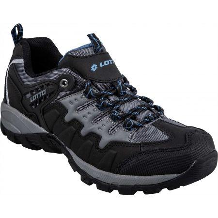 Pánská treková obuv - Lotto DUNHAM - 1