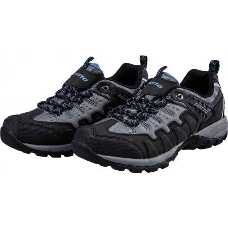 Pánská treková obuv - Lotto DUNHAM - 2