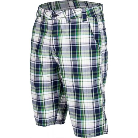 Pánské plátěné šortky - Willard MIGUEL - 1