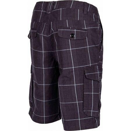 Pánské plátěné šortky - Willard MALICK - 3