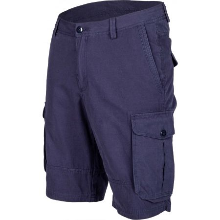 Pánské plátěné šortky - Willard HERK - 1