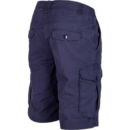 Pánské plátěné šortky - Willard HERK - 3