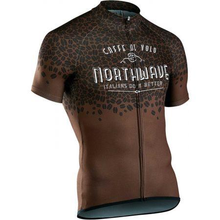 Northwave CAFFE AL VOLO - Pánský dres na kolo