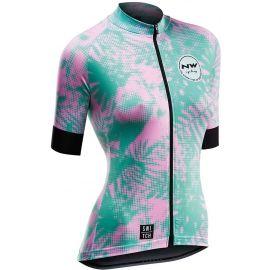 Northwave LEAVES - Dámský cyklistický dres