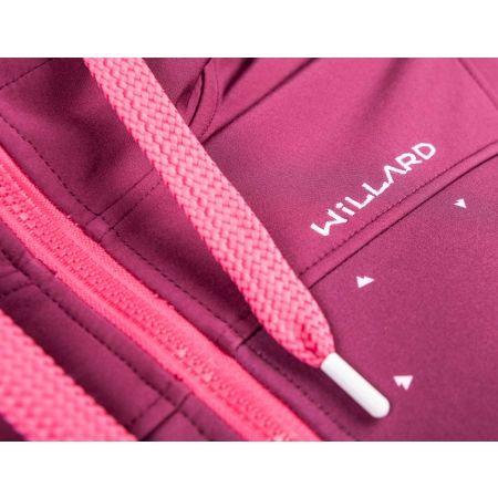 Dámská softshellová bunda - Willard DEMIE - 4