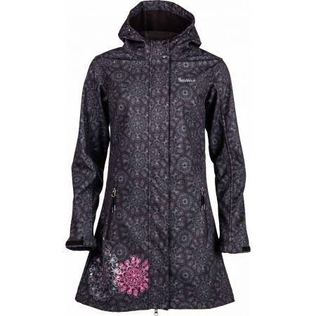 Dámský softshellový kabát - Willard ORIANE - 1
