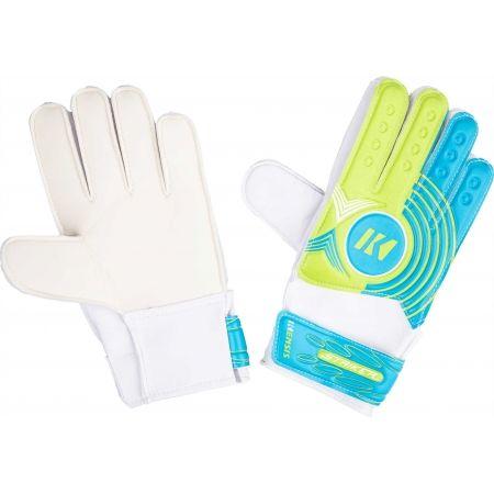 Juniorské brankářské rukavice - Kensis STRIKER