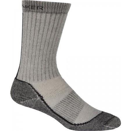 OUTDOOR MID CREW M - Ponožky - Icebreaker OUTDOOR MID CREW M
