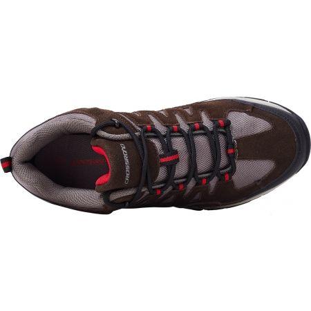 Pánská treková obuv - Crossroad DECCAN - 5