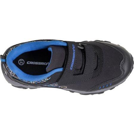 Dětská treková obuv - Crossroad DIAMS - 5
