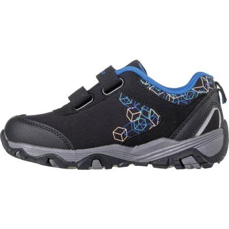 Dětská treková obuv - Crossroad DIAMS - 4