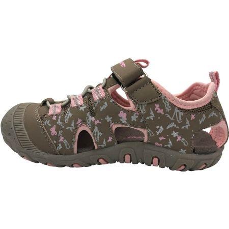 Dětské sandály - Crossroad MUGEN - 4