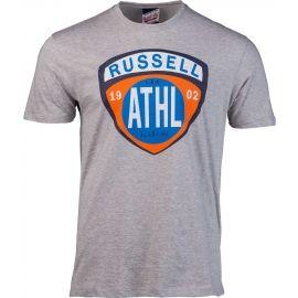 Russell Athletic SHIELD TEE - Pánské tričko