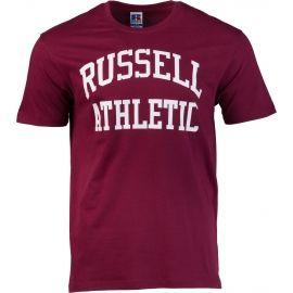 Russell Athletic CLASSIC S/S LOGO CREW NECK TEE SHIRT - Pánské tričko