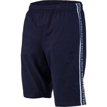 Russell Athletic PANEL PRINTED SHORTS - Pánské šortky
