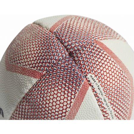 Menší fotbalový míč - adidas NZRU R B MINI - 4