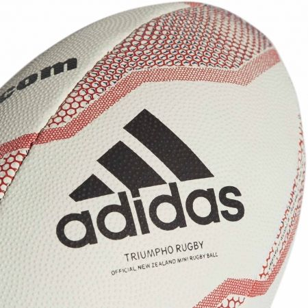 Menší fotbalový míč - adidas NZRU R B MINI - 5