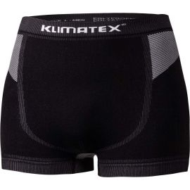 Klimatex AMIL - Pánské bezešvé boxerky s krátkou nohavičkou