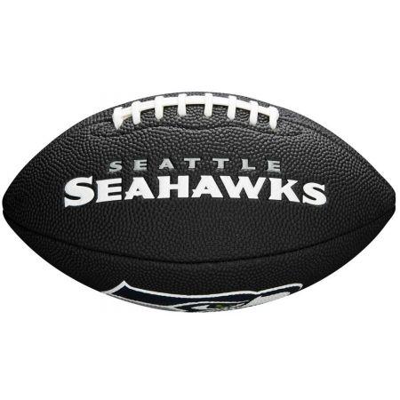 Wilson MINI NFL TEAM SOFT TOUCH FB BL SE