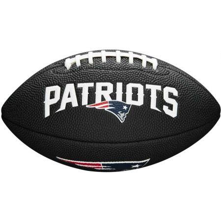Wilson MINI NFL TEAM SOFT TOUCH FB BL NE