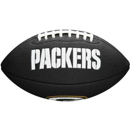 Wilson MINI NFL TEAM SOFT TOUCH FB BL GB