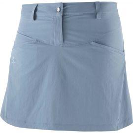 Salomon WAYFARER SKIRT W - Dámská outdoorová sukně 2v1