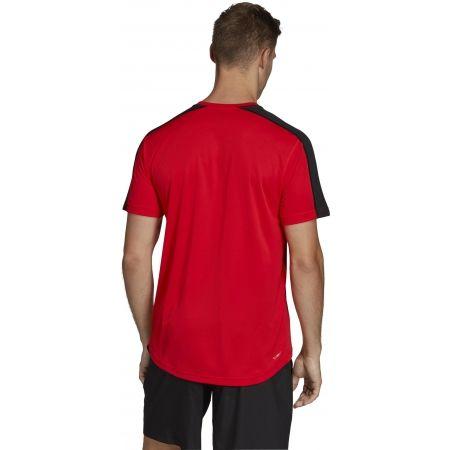 Pánské tričko - adidas DESIGN2MOVE TEE PLAIN - 7