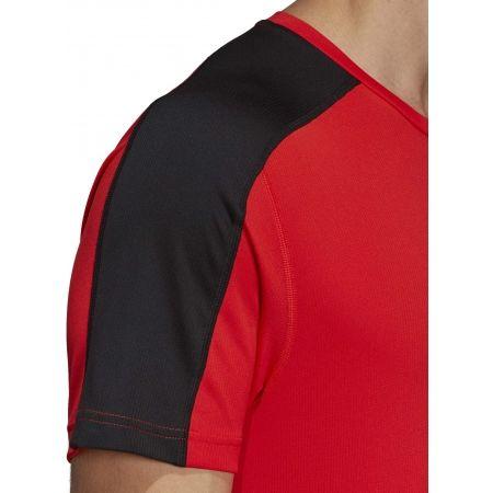 Pánské tričko - adidas DESIGN2MOVE TEE PLAIN - 10