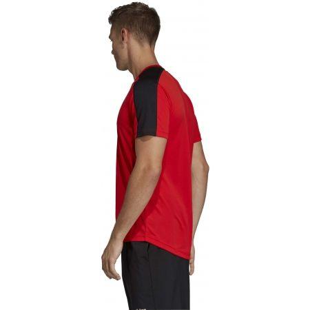 Pánské tričko - adidas DESIGN2MOVE TEE PLAIN - 5